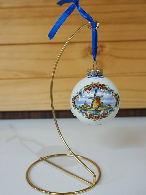 Christmas Bauble Small - Round