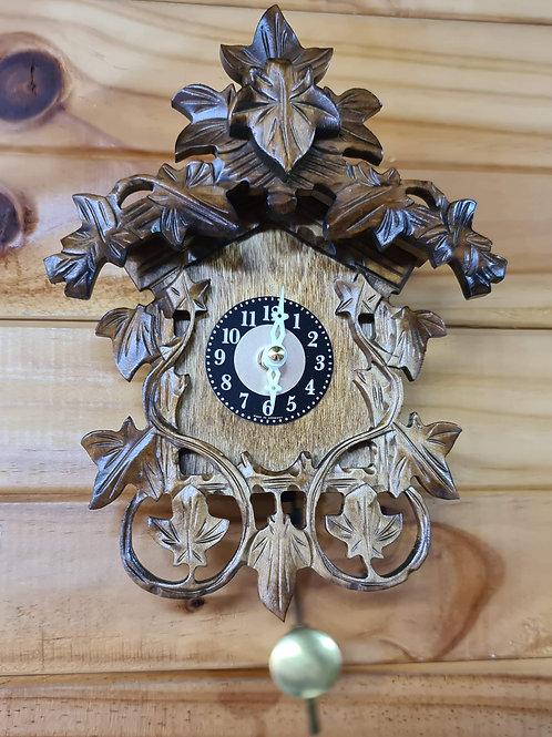 Miniature Quartz Swinging Pendulum Clock