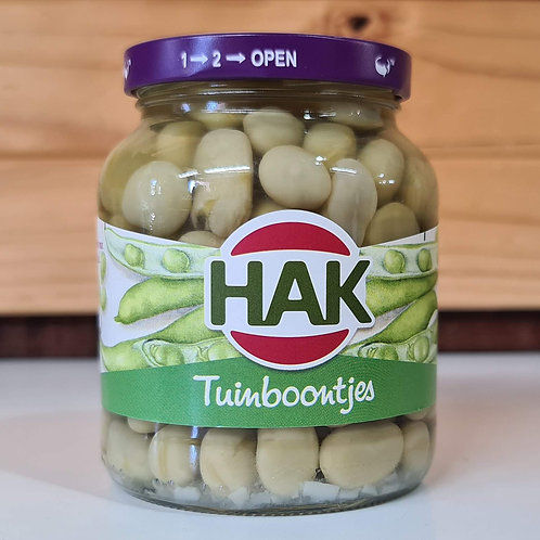 Hak - Dutch Broad Beans (Tuinbonen) 355ml