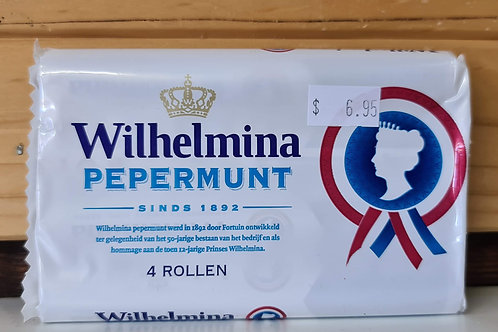 Fortuin - Wilhelmina Peppermint Roll 150gr