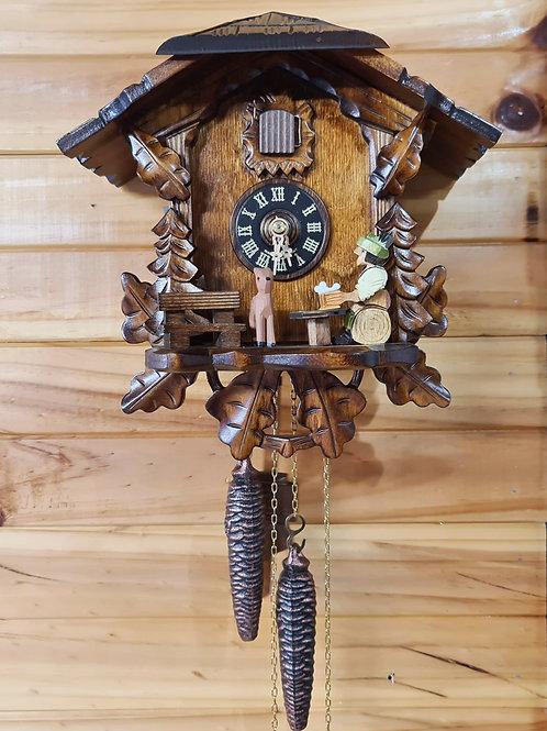 Beer Drinker Cuckoo Clock