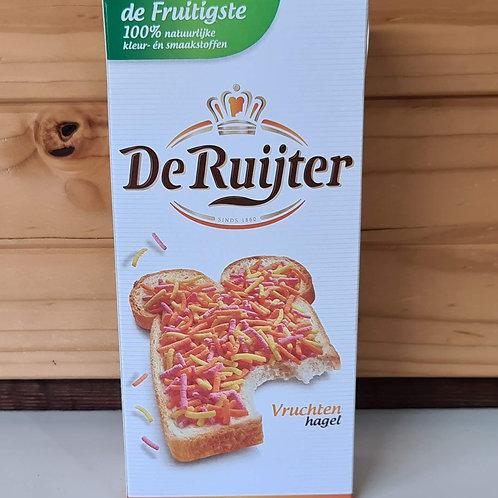De Ruijter - Fruit Sprinkles (Vruchtenhagel) 400gr