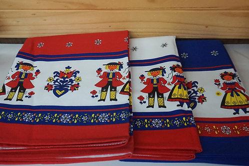 German Themed Table Cloth