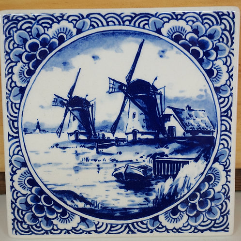 Delft Blauw Tiles - Assorted Styles