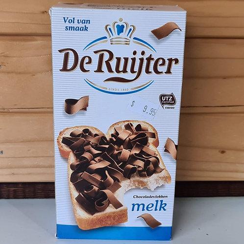 De Ruijter - Chocolate Flakes (Milk) 300gr