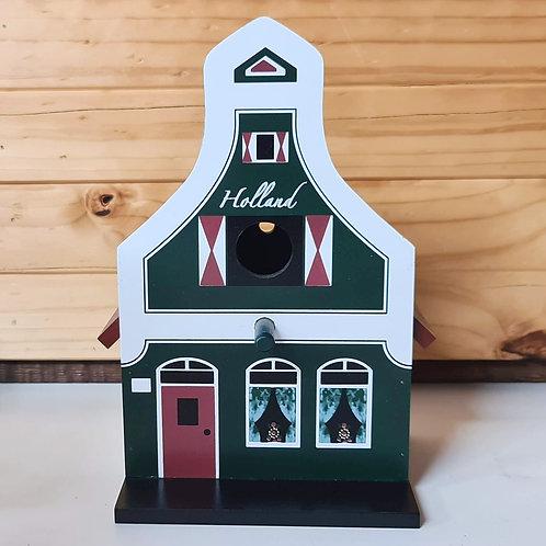 Wooden Bird House - Zaanse House