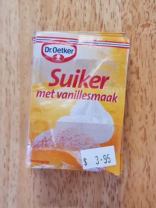 Dr Oetker - 10x Vanilla Sugar (Vanille Suiker) 80g
