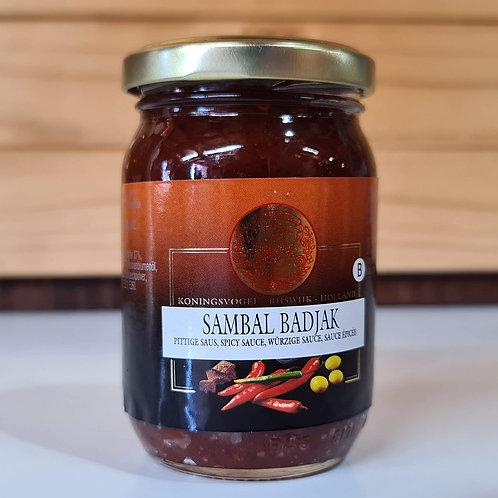 Sambal Badjak Chilipaste 375gr