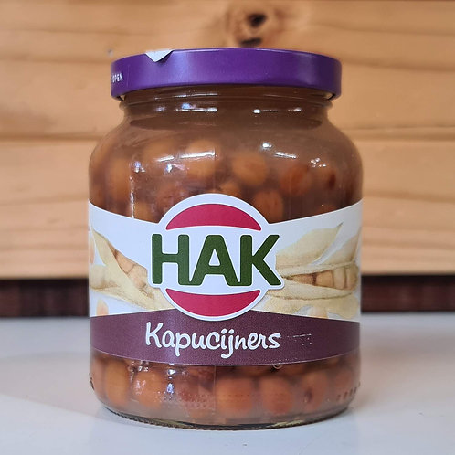 Hak - Dutch Marrowfat Peas (Kapucijners) 365g