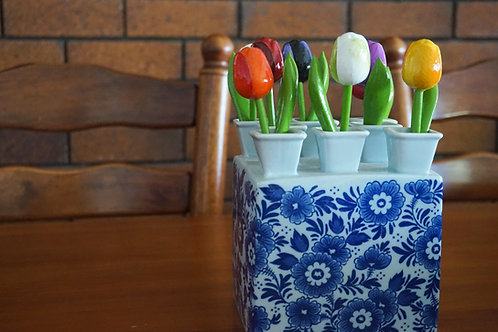 Wooden Tulips - Small
