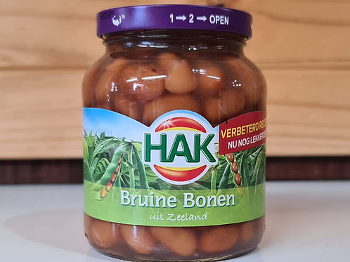 Hak - Dutch Brown Beans (Bruine Bonen) 370g