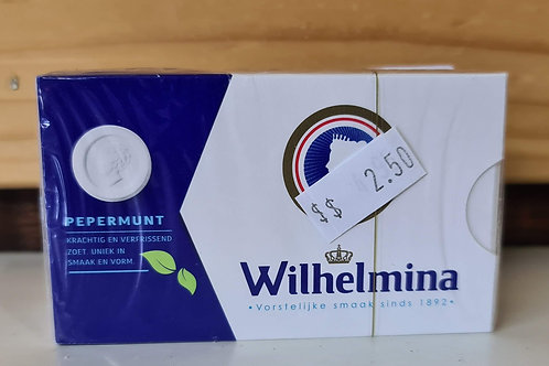 Fortuin - Wilhelmina Peppermint Box 100g