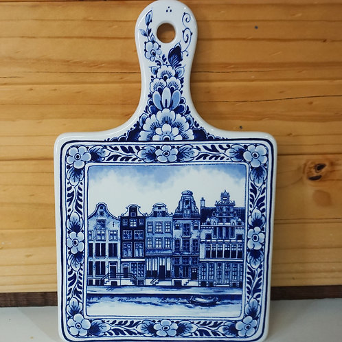 Canal Houses Cheese Board - Large & Small