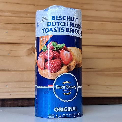 Dutch Bakery - Rusks (Beschuit) 125g