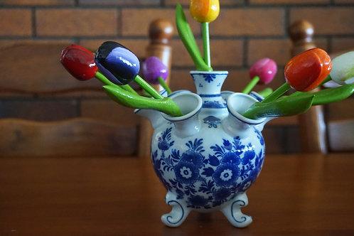 Tulip Vase - Round