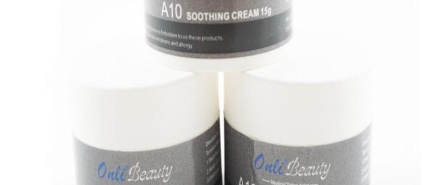 A10 External Anesthetic Soothing Cream