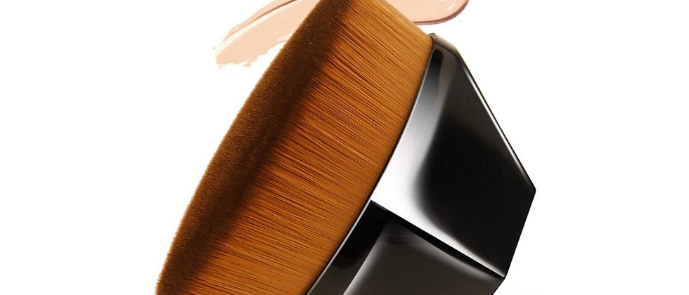 Flawless Foundation Makeup Brush, Endoto Kabuki Magic Face Momma Brush Flat Top