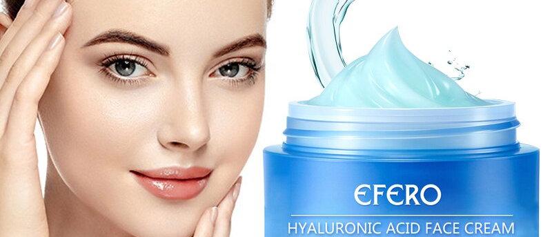 Hyaluronic Acid Whitening Cream for Face Cream Moisturizer   Anti Ageing