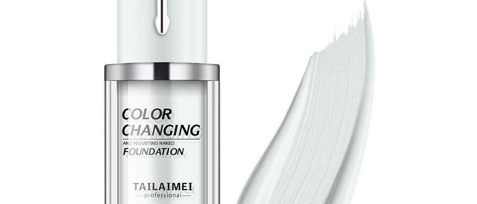 Flawless Colour Changing Foundation, Liquid Foundation Makeup Face Liquid Founda