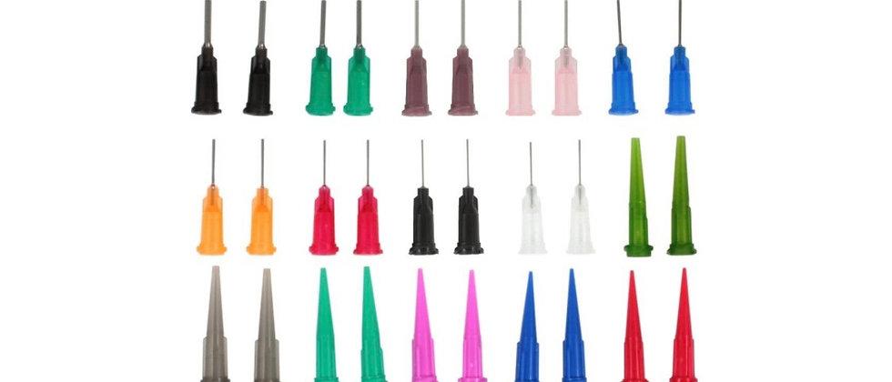 Dispensing Needles/Syringe Tips Assorted 30 Pack