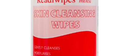 Readiwipes® Moist Skin Cleansing Wipes