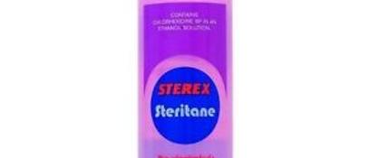 STEREX Steritane Skin Cleanser