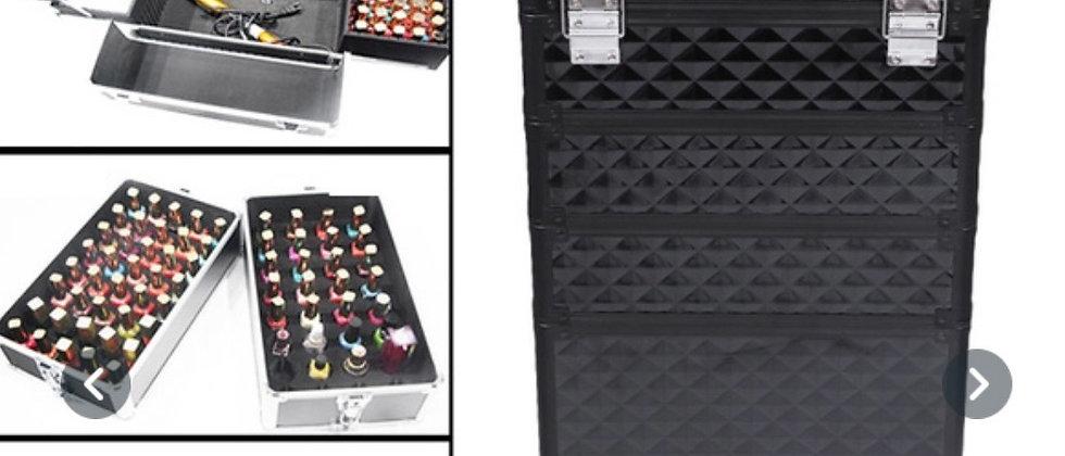 Multifunctional professional Cosmetics organiser portable Cosmetic case