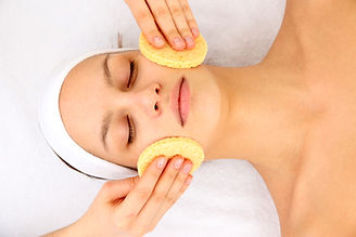 Beauty treatment facial