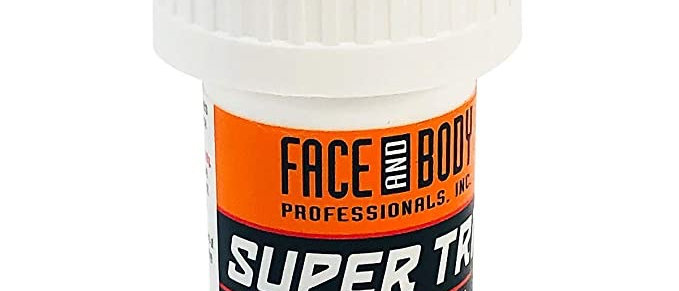 Face and Body Super Trio Topical Pre-Procedure Anesthetic Numbing Cream Tattoo A