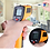 Thumbnail: 1PC Forehead Thermometer Gun/Basic Thermometer High Precision LCD Display Infrar