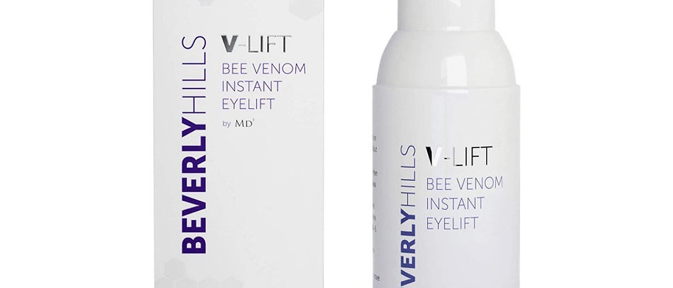 Beverly Hills V-Lift Instant Eye Lift and Eye Tuck Bee Venom Serum for Treating