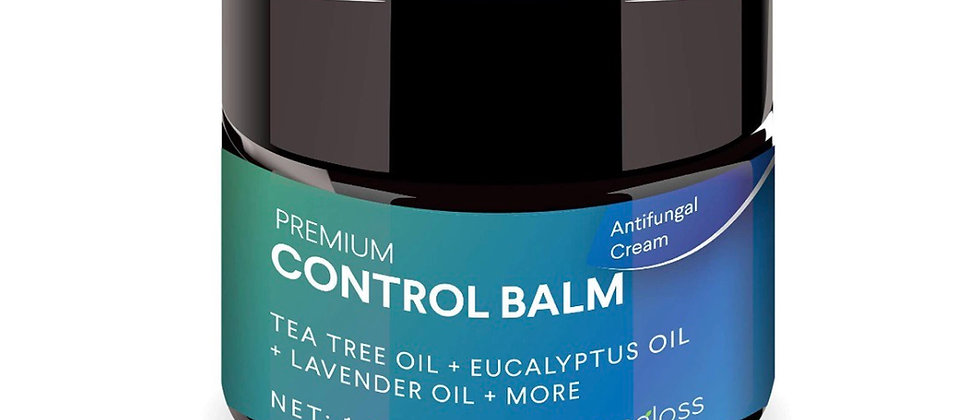 Evagloss Antifungal Cream Repair Anti-Itch Balm for Face & Body, Athletes Foot,