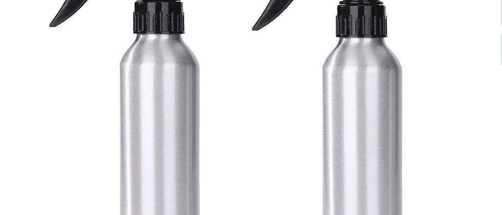 250ml Empty Aluminum Spray Bottle,New Star Tattoo 2pcs Reliable Sprayer Empty Sp