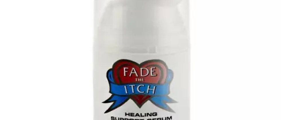 Fade The Itch Tattoo Aftercare Serum Fast Healing Itch Relief 15ml