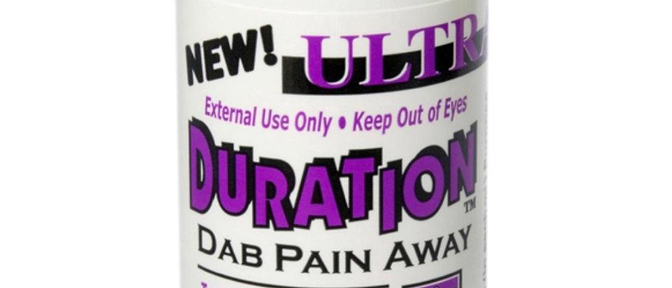 Duration stops pain UK