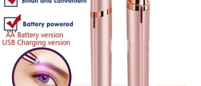 Multi-function Lipstick Lip, Chin, Cheeks, Nose, Eyebrow Trimmer Face Eyebrows E