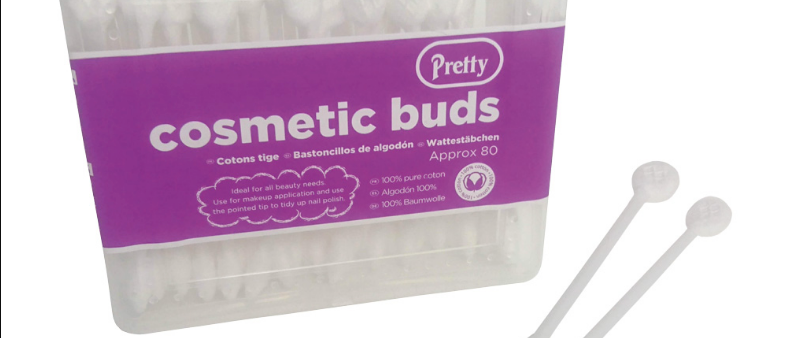 Cosmetic Cotton Buds