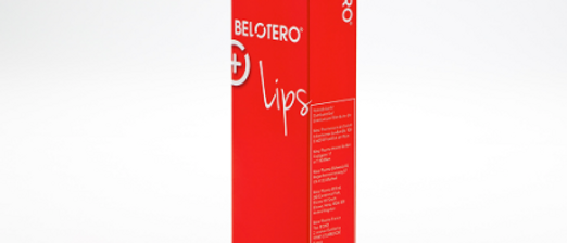Belotero® Lips Contour Lidocaine (1x0.6ml)