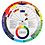 Thumbnail: Artist's Color Wheel Paint Color Mixing Guide and Harmony Wheel Match Chart