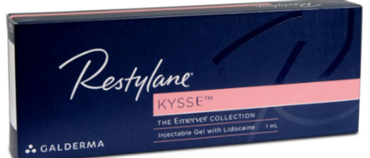 Restylane® Kysse Lidocaine (1x1ml)