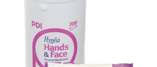 PDI® Hygéa Cleansing Wipes