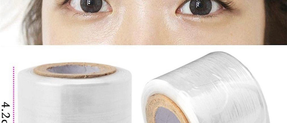 Disposable Eyebrow Tattoo Plastic Wrap Preservative Film, Microblading Plastic W