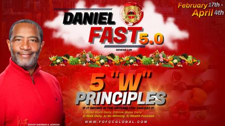 2021 DANIEL FAST 5.0