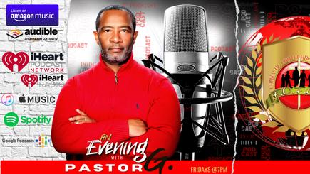 SAG Cast - An Evening with Pastor G.