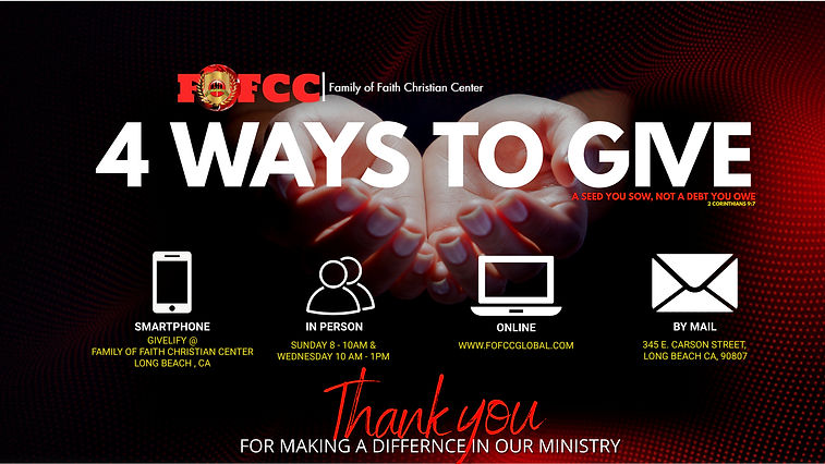 Copy of FOFCC UPDATED church giving PROM