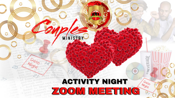 Checkout our weekly eBlast for meeting dates & times.