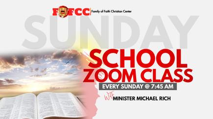 FOFCC Sunday School
