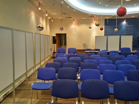Готовимся к встрече с участниками конференции!