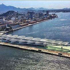 Infinity Rio - Museu do Amanhã - Passeio de Helicóptero 45 min