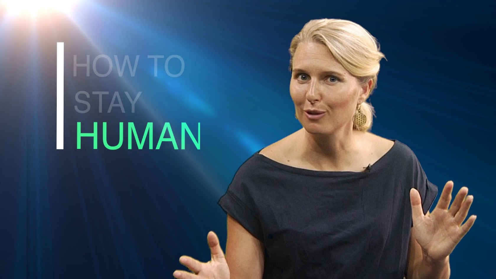 How to stay human?